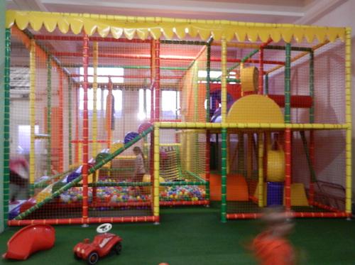 Klettergerüst Für Kleinkinder : Indoorspielplatz