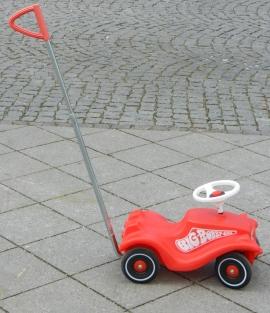 Spielzeug Bobby Car Big Bobby Car Mit Schiebestange