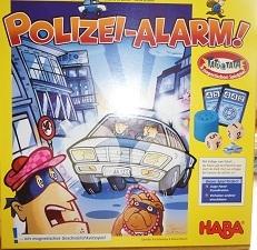 kinderspiele polizei